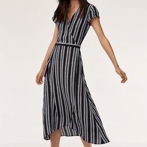 Aritzia Wilfred Free Jessa Dress